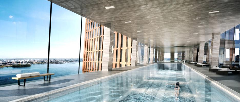 piscine k building
