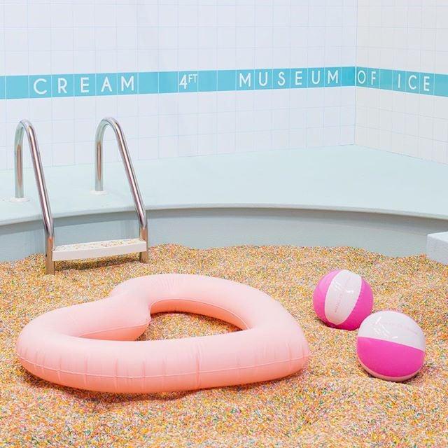 museum ice cream