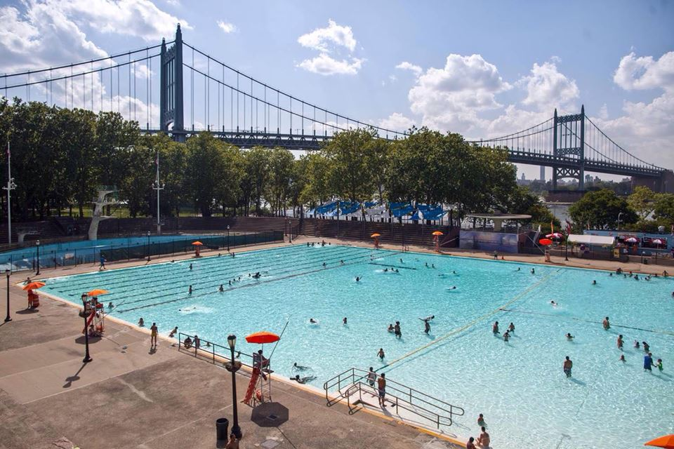 astoria pool new york