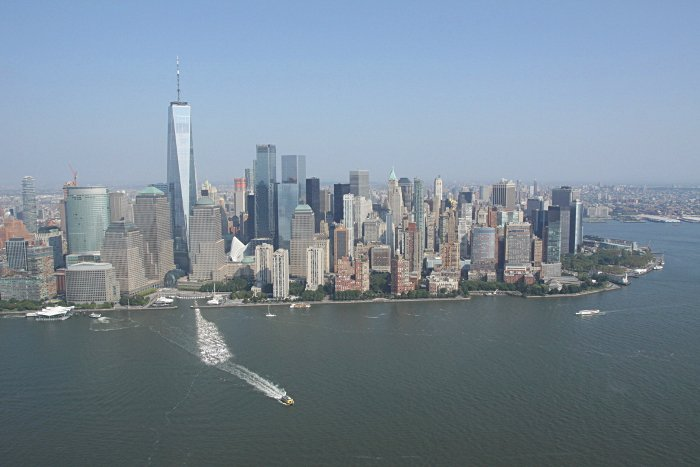 survol helicoptere 25 minutes new york