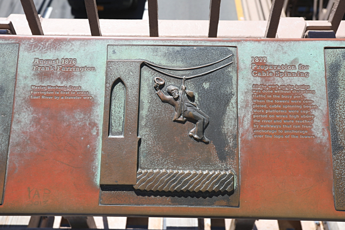 pont brooklyn detail