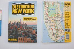 Parution de mon nouveau guide sur New York !