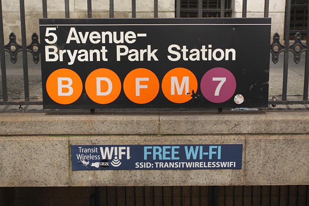 internet wifi new york