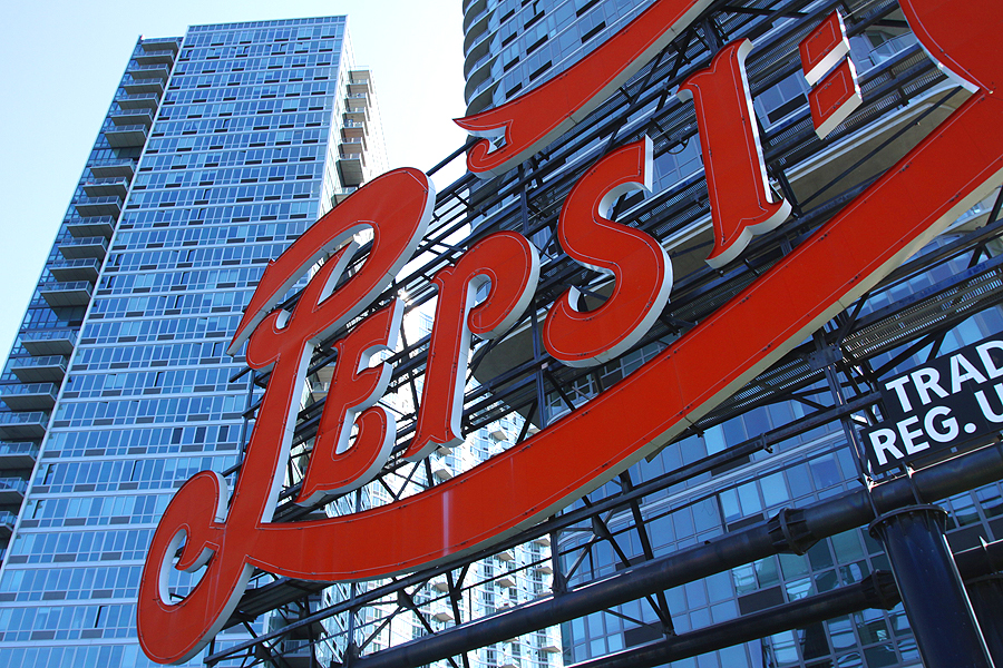 pepsi cola new york