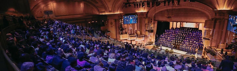 Brooklyn Tabernacle New York