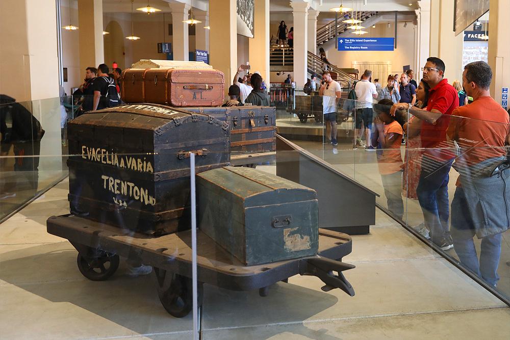 Ellis Island New York visite