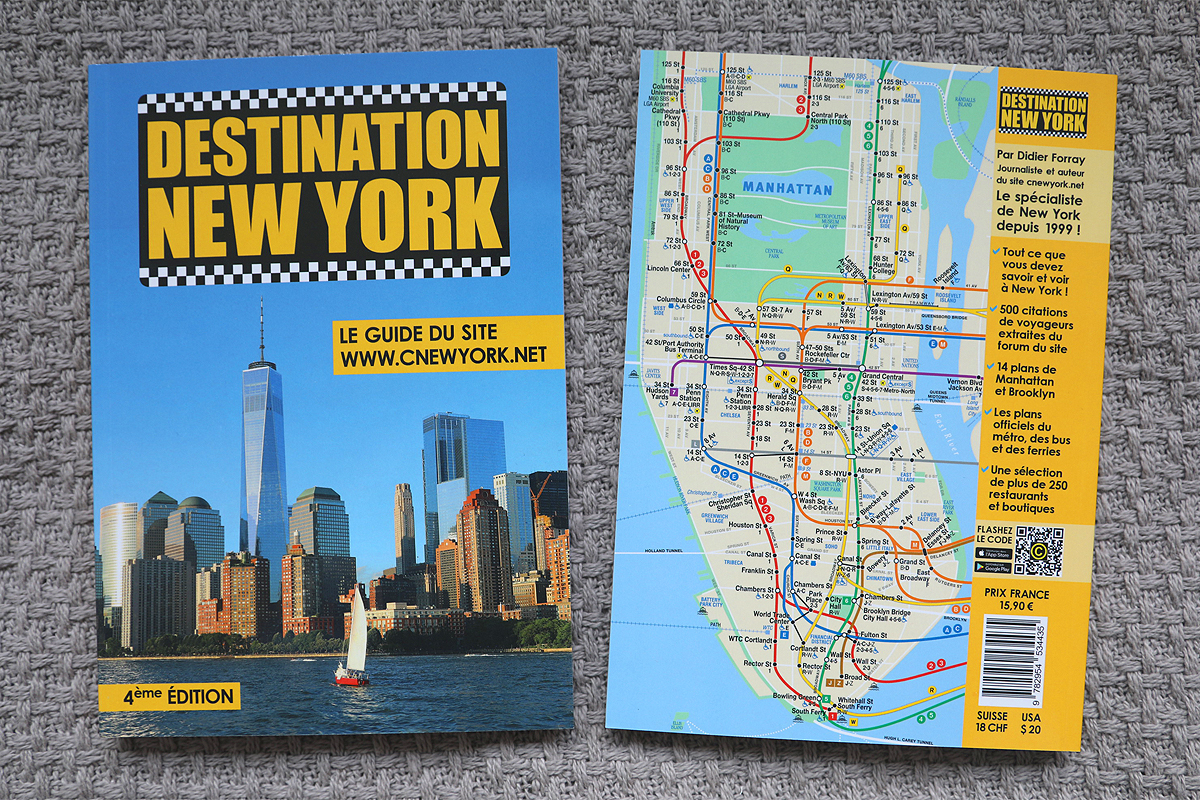 guide destination new york 2019