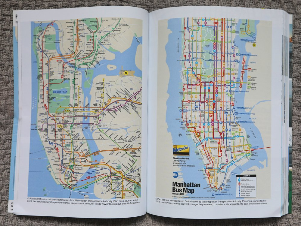 guide plan metro new york