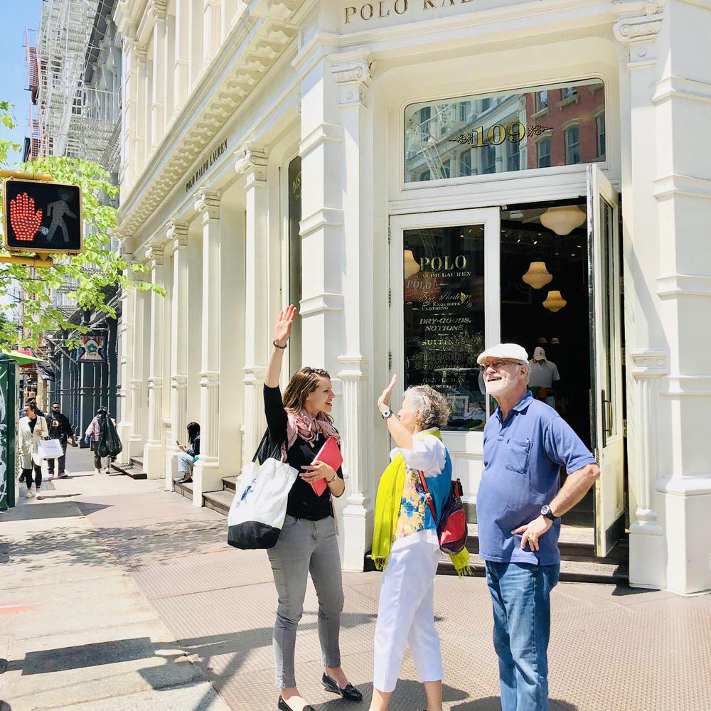 visite soho shopping