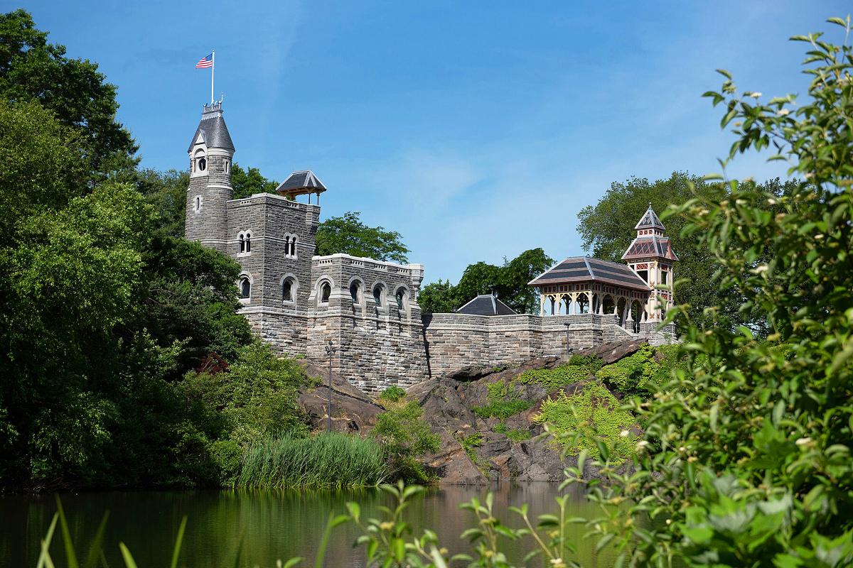 central park belvedere castle new york