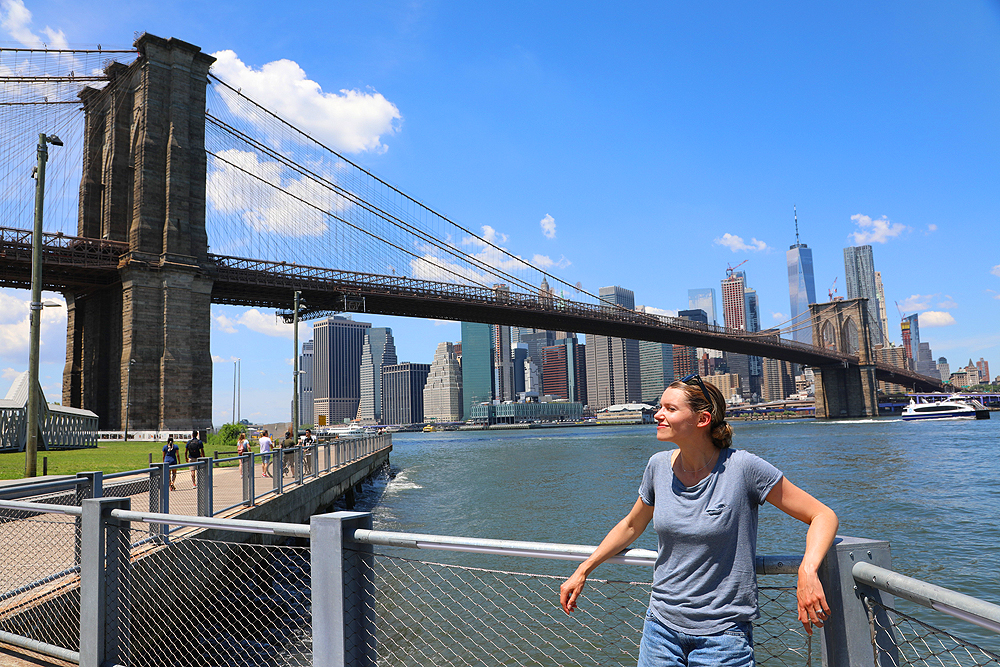 brooklyn bridge laurene