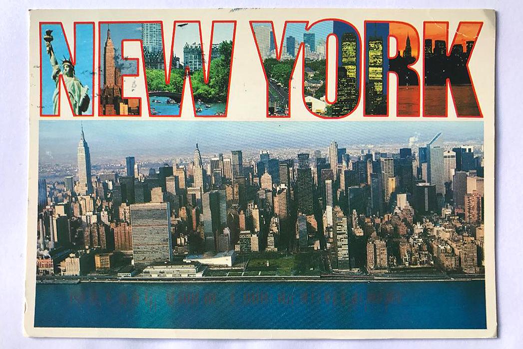 carte postale new york Ce qu'il faut savoir pour envoyer une carte postale depuis New