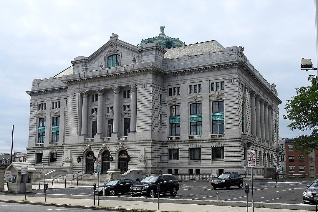 Brennan Courthouse