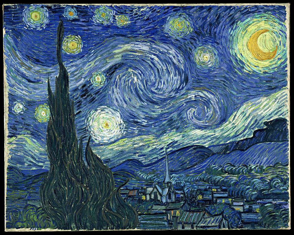 MoMA Van Gogh