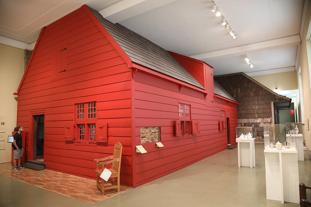 brooklyn museum maison