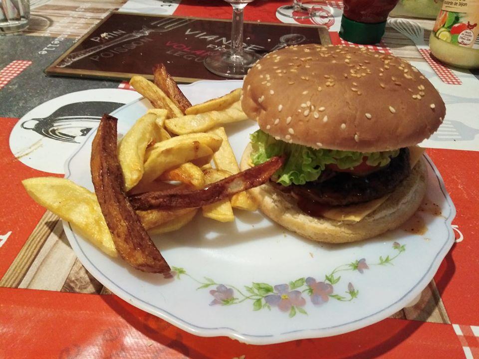 Burger Jenny