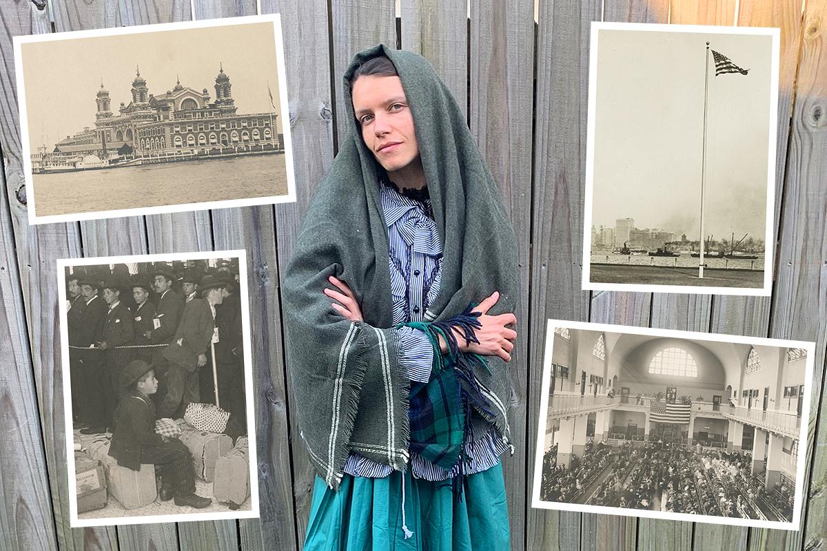 Histoire Ellis Island