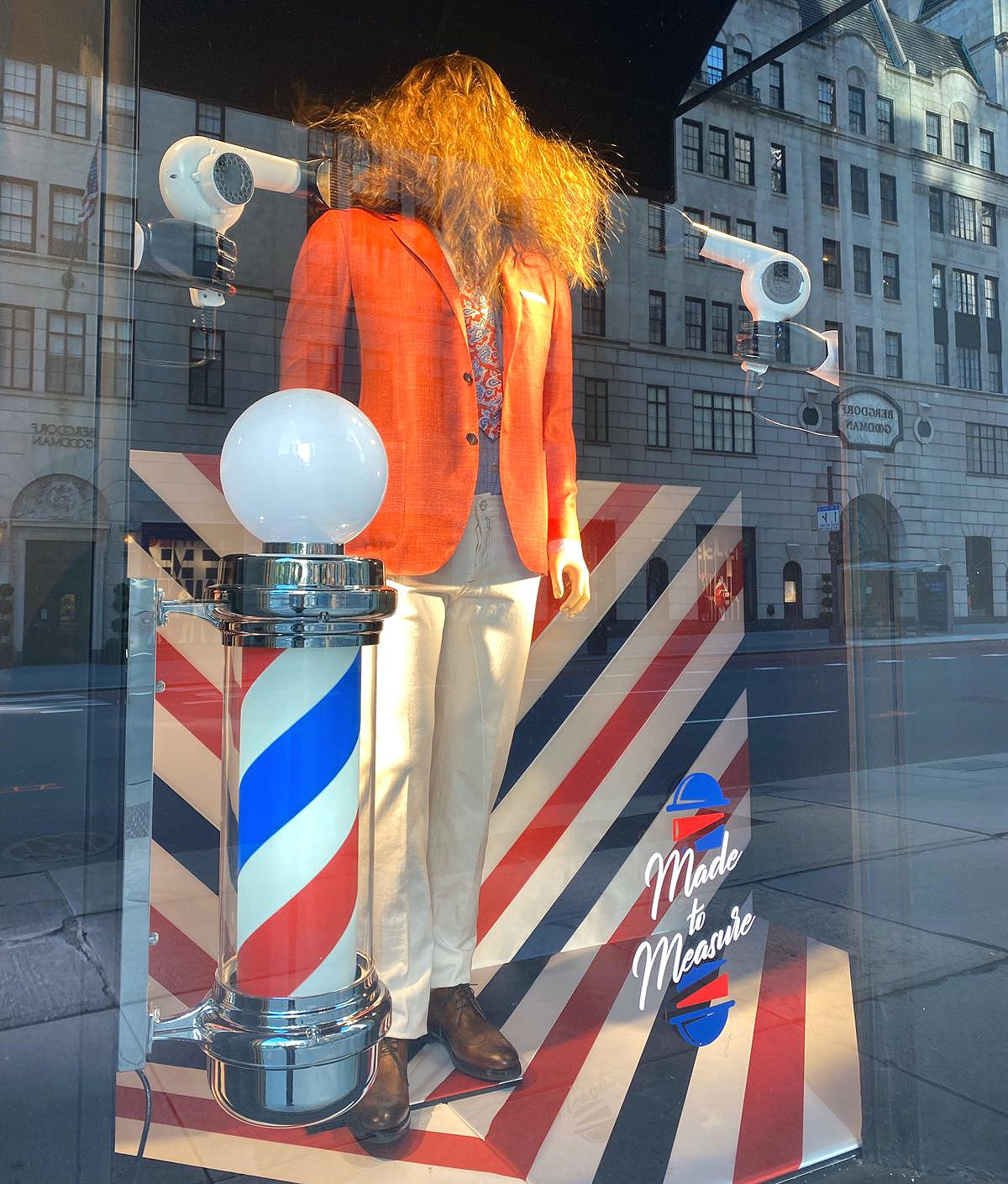 coiffeur new york
