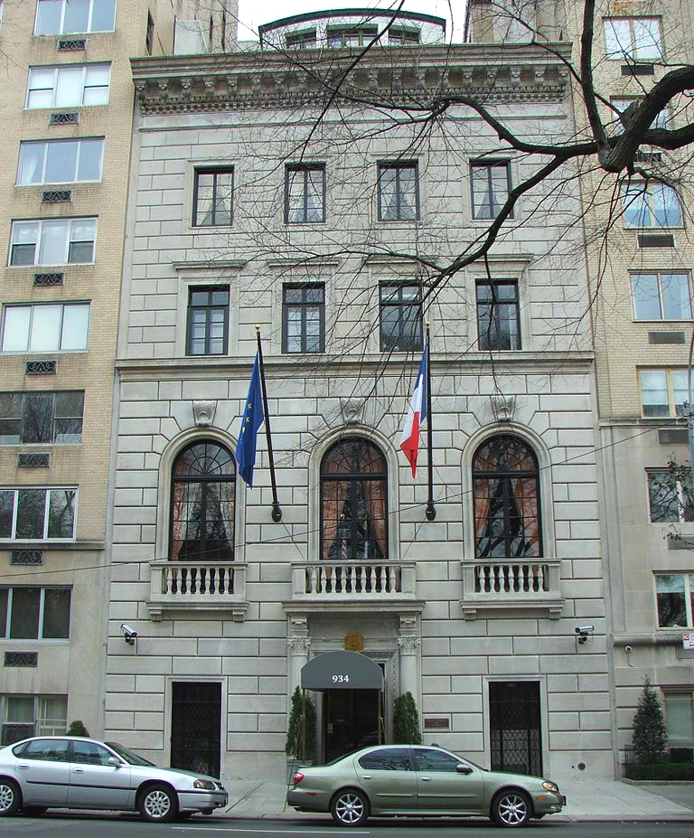 consulat France New York