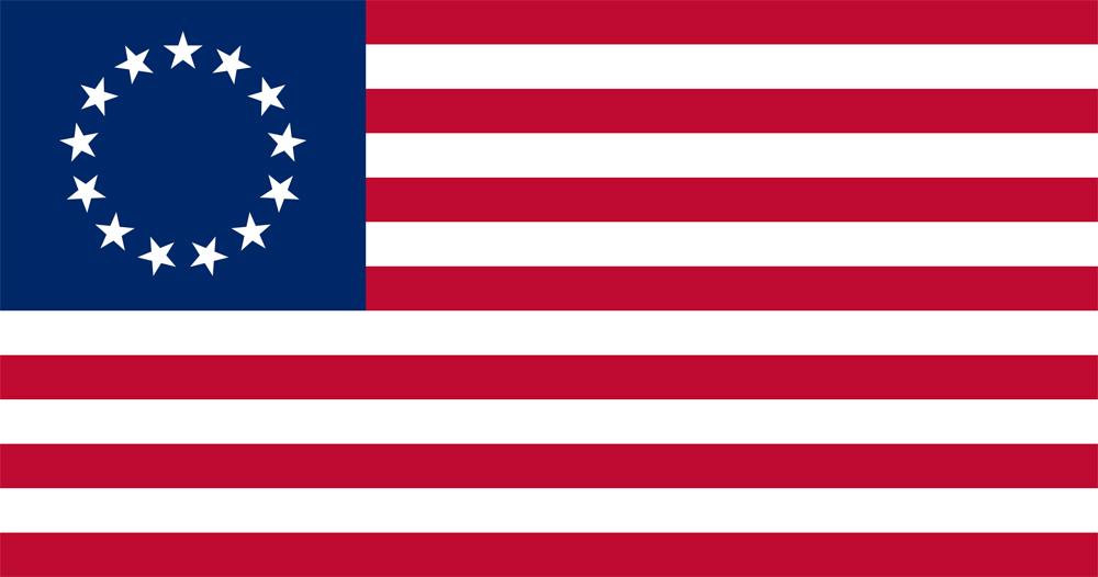 drapeau betsy ross