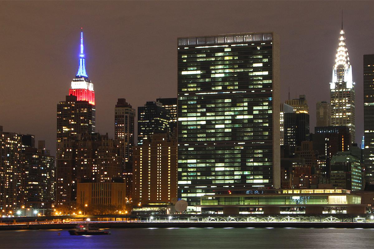 4 juillet New York