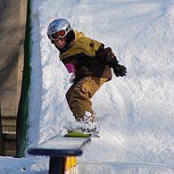 Central Park se prend pour une station de ski