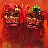 Célébrez l'année du tigre à Chinatown