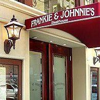 Frankie et Johnnie's, à l'époque de la prohibition