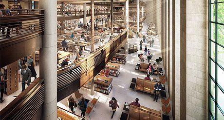 La New York Public Library se refait une beauté