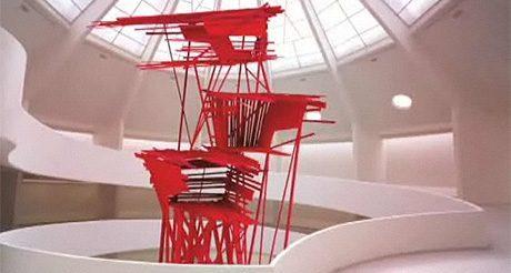 Le Guggenheim Museum fait le vide