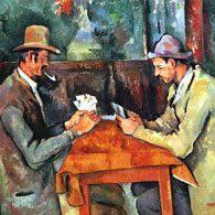 Le Metropolitan joue avec Cézanne