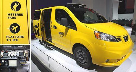 Le nouveau taxi new-yorkais testé pour vous !