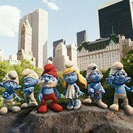 Les Schtroumpfs débarquent à New York !