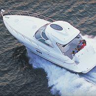 Montez à bord du New York Boat show
