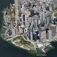 New York, première ville en 3D sur Google Earth
