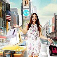 Shopping à New York avec Juliette