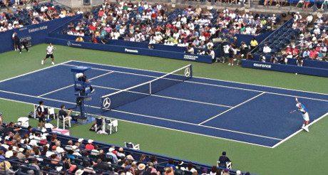 Une journée à l'US Open de New York