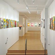 Woodward Gallery, l'art décalé