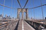 Le pont de Brooklyn (Brooklyn bridge)