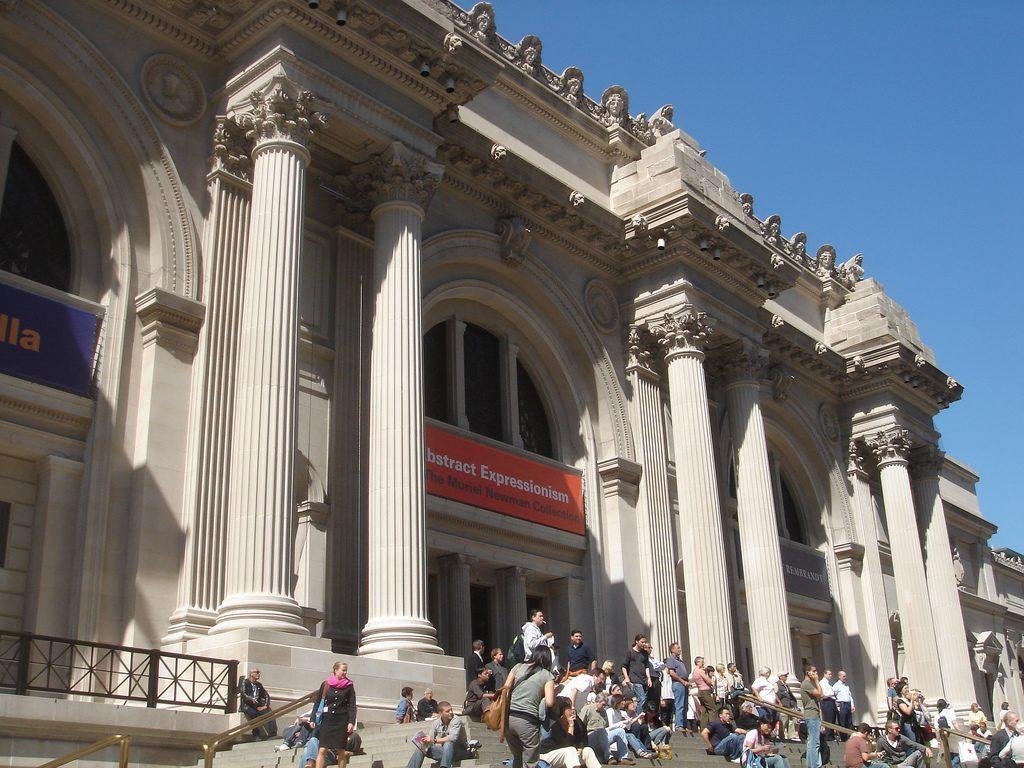 Metropolitan Museum of Art (Met), le plus grand musée de New York
