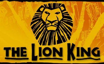 affiche du Roi Lion sur Broadway