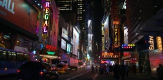 Broadway et ses théâtres