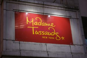 Madame Tussauds a ouvert à New York en 2000.