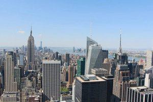 Manhattan depuis le Top of the Rock