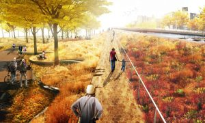 La Dryline, un nouveau lieu de promenade !