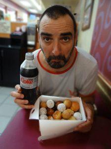 Bon appétit Franck...