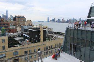 Vue depuis la terrasse supérieure. (Photo Didier Forray)