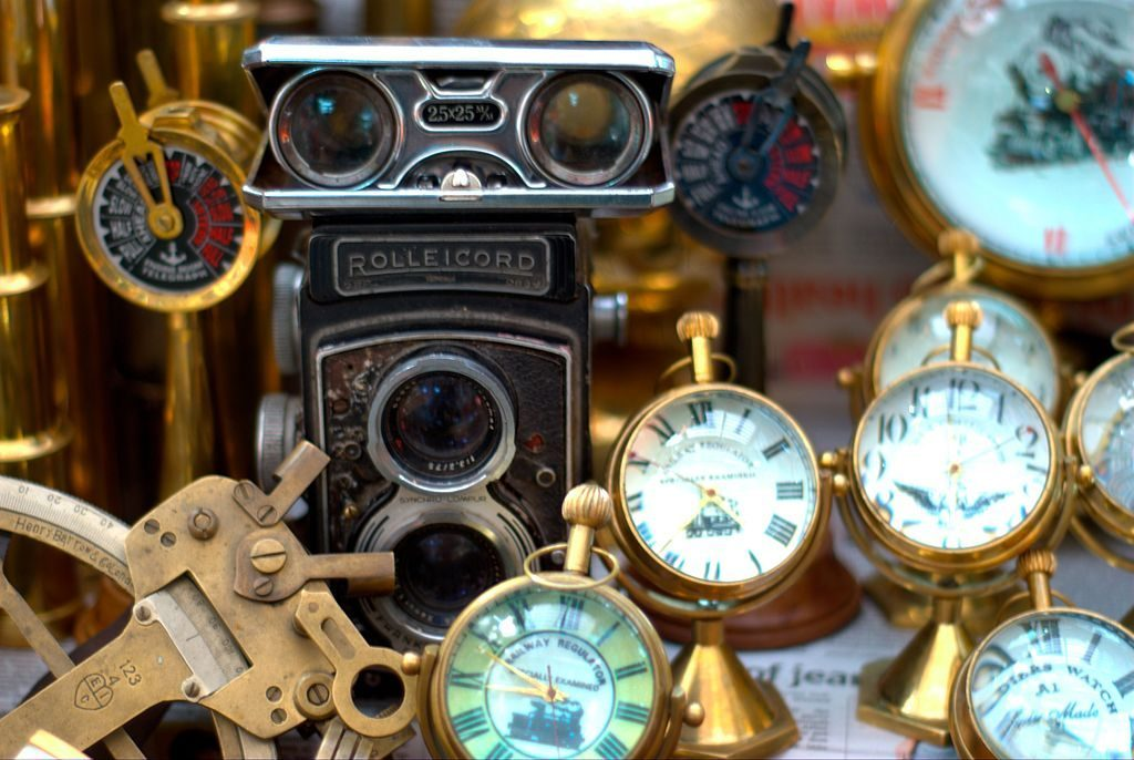 Antiquaires de New York