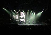 Madonna en concert à New York
