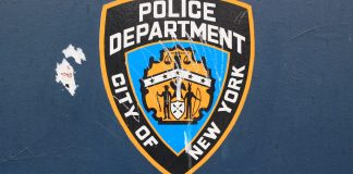 Ecusson de la police de New York